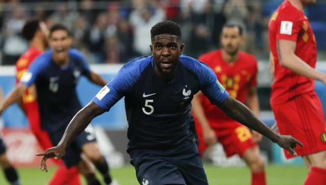 Francja - Belgia 1:0