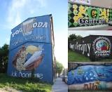 Efektowne murale Górnika Zabrze, Ruchu Chorzów, GKS Katowice, Polonii Bytom i GKS Tychy ZDJĘCIA Kibice wykonują prawdziwe dzieła sztuki