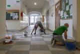 Kujawsko-Pomorskie. Remonty szkół na finiszu. Nie wszyscy jednak zdążą przez rozpoczęciem roku szkolnego