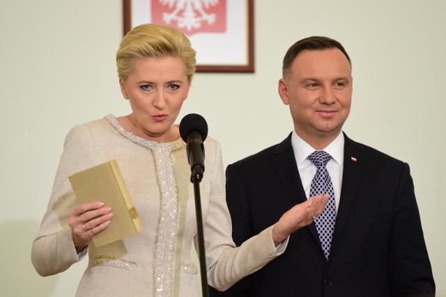 7. edycję akcji Narodowego Czytania zainaugurowała para prezydencka