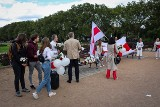 Szczecinianie wyrazili swoje wsparcie dla kobiet protestujących na Białorusi