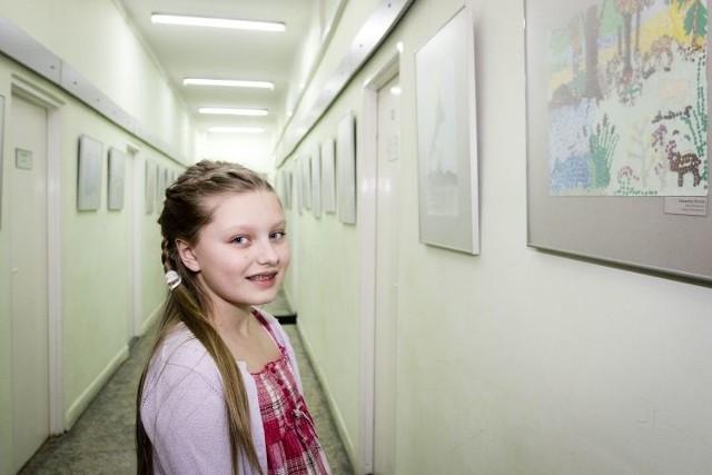 Aleksandra Purwin i jej praca