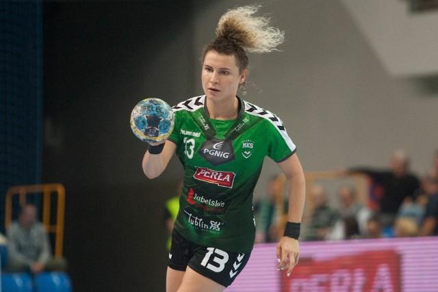 Na zdjęciu Sylwia Matuszczyk