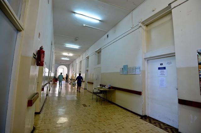 Szpital im. Marciniaka przy al. Wiśniowej