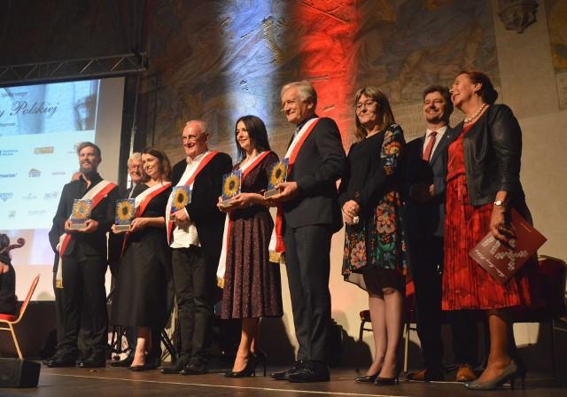 Gala finałowa konkursu Mistrzów Mowy Polskiej odbyła się 30.09.2019 w malborskim Muzeum Zamkowym