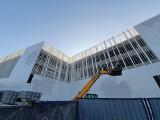 Focus Mall w Zielonej Górze się rozbudowuje i negocjuje. Co się wkrótce w nim zmieni? Zobacz zdjęcia i film