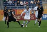 MŚ U20 Lublin: Pewne zwycięstwo Nowej Zelandii z Hondurasem na Arenie Lublin (ZDJĘCIA)