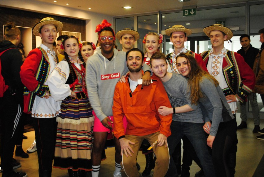 Erasmus Day na Politechnice Lubelskiej. Zobacz zdjęcia