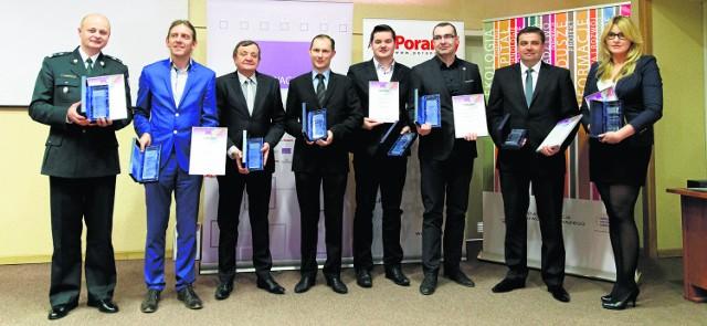 W roku 2014 nagrody i wyróżnienia trafiły do Izby Celnej oraz firm Plum, Malow, ChM, Empem, AC, Grupa KSB i Grupa Mlekovita