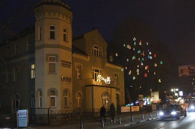 Willa Siedlisko jest siedzibą Centrum Kultury w Krynicy-Zdroju