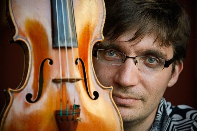 Piotr Pławner zagra dziś w Filharmonii