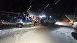 Tatry. Lawina zabiła dwóch narciarzy skitourowych. Trzeci się uratował. Wykopywał się spod śniegu trzy godziny