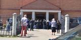Wzruszający pogrzeb ofiar podwójnego zabójstwa w Radomiu. Tłumy żegnały Paulinę i Miłoszka...