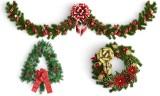 Ozdoby świąteczne DIY. Ręcznie robione łańcuchy na choinkę, bombki i gwiazdki. Jak zrobić ozdoby na Boże Narodzenie