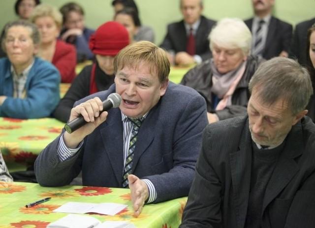 Zbigniew Klimaszewski dziękował władzom miasta, że zajęły się sprawą utworzenia parku kulturowego. Poprosił jednak o to, by urzędnicy przedstawili konkretne terminy, m.in. na stworzenie szczegółowej analizy czy podjęcie uchwały o utworzeniu parku.