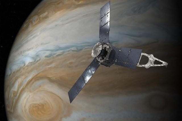 Najnowsze zdjęcia Jowisza wykonane przez sondę Juno