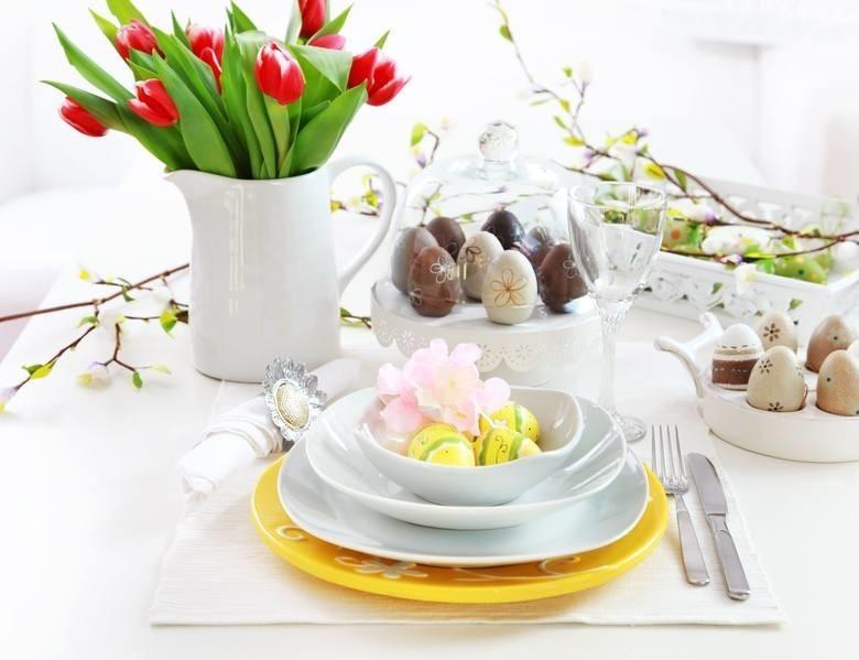 Wielkanoc 2018 Dekoracje Stołu Na Wielkanoc Jak Ozdobić