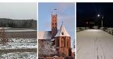 Wiosna 2021 na Pomorzu. Na Wielkanoc wrócił śnieg. Zobacz, jak wyglądają pomorskie miasta przykryte białym puchem