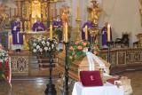 Pogrzeb ks. prałata Zygmunta Nabzdyka odbył się w sobotę w Prudniku