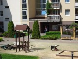 Polanka: zlikwidowali place zabaw na osiedlu. Powodem bierni mieszkańcy?