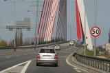 Nocne badania mostu wantowego w Gdańsku. Ruch będzie czasowo ograniczony, a nawet - zamknięty