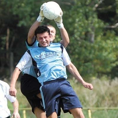 Piast (niebieskie koszulki) w Pucharze trafił na Sudovię