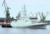 Okręt wojenny Kormoran kontynuuje próby morskie