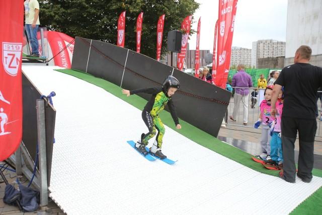 Olimpijskie Pożegnanie Lata Katowice