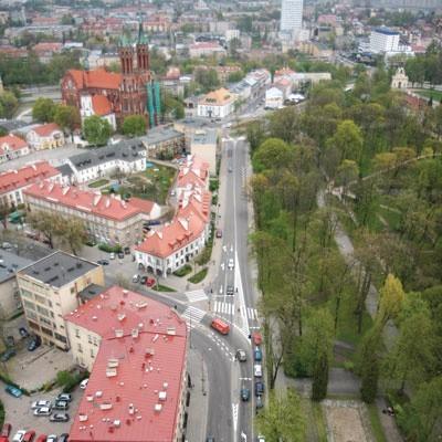 Ulica Legionowa będzie remontowana na odcinku od placu Jana Pawła II do ul. Skłodowskiej. Prace mają ruszyć we wrześniu, a zakończą się w listopadzie.