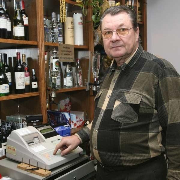 Bogusław Lęcznar nie chce zamknąć restauracji tylko dlatego, że przez Łańcut ma przebiegać odizolowana od otoczenia droga szybkiego ruchu.