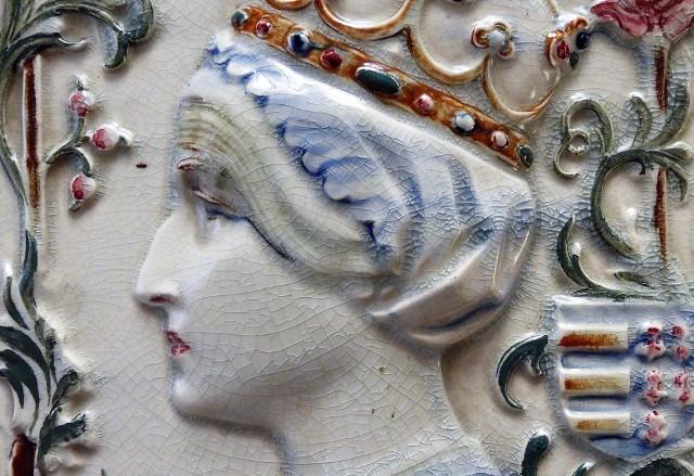 Czy właśnie tak wyglądała Królowa Jadwiga. Na zdjęciu praca (przechowywana w Muzeum im. Jana Kasprowicza w Inowrocławiu) Aleksandra Borawskiego, polskiego artysty i konserwatora zabytków