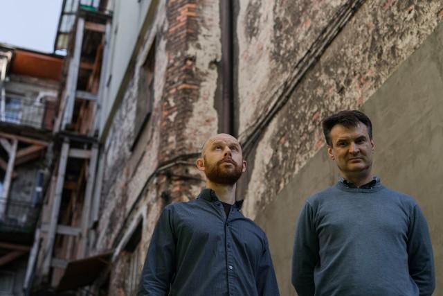 Duet Pio Szorstkien od prawej: Tomasz Radziszewski i Piotr Korsuń