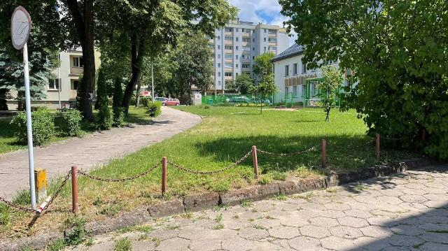 Do gwałtu doszło w pobliżu przedszkola przy ul. Jurowieckiej w Białymstoku