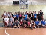 Koszykarki MLKS-u Rzeszów przygotowują się w Leżajsku do finałów Mistrzostw Polski Juniorek U-18