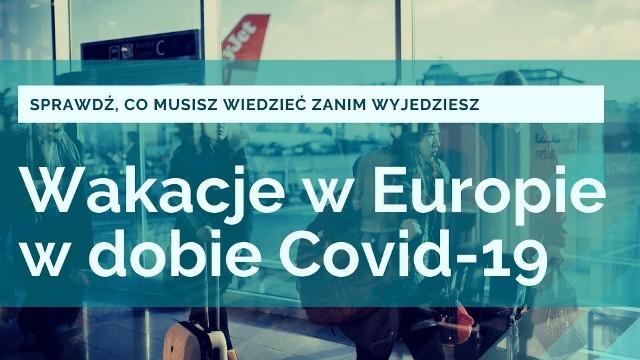 Sprawdź zasady wyjazdu do państw Unii Europejskiej w dobie koronawirusa. Jakie ograniczenia i wymogi mogą cię spotkać w podróży. Przejdź do następnego slajdu i sprawdź ------>