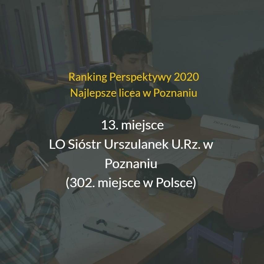 POLECAMY TEŻ: 15 najgorszych kierunków studiów w Poznaniu....