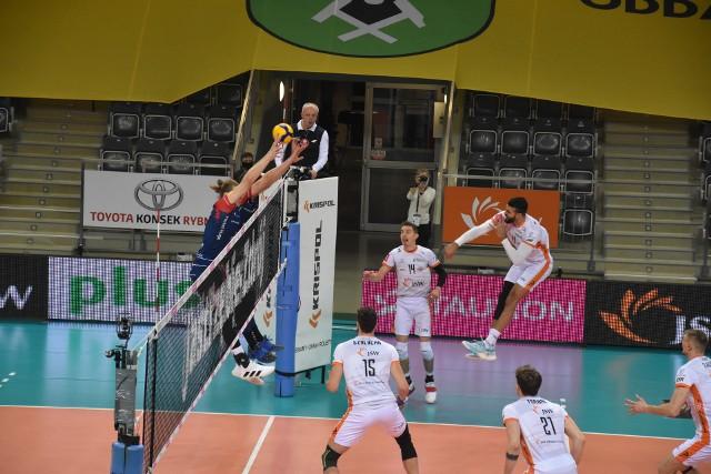 Jastrzębski Węgiel pokonał Grupę Azoty Zaksę Kędzierzyn-Koźle pierwszy raz w tym sezonie, ale w najważniejszym jego momencie.