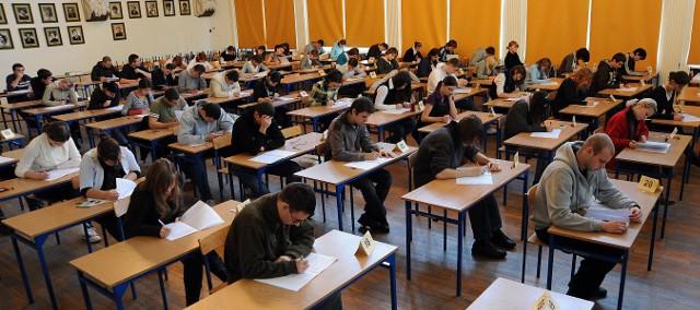 Uczniowie twierdzą, że matura próbna z języka polskiego wcale nie była taka trudna.