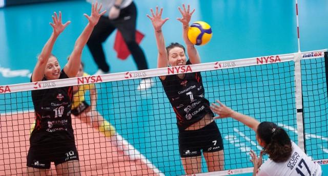 2. miejsce w Pucharze Polski i wicemistrzostwo Polski, to dorobek Developresu Rzeszów w tym sezonie.