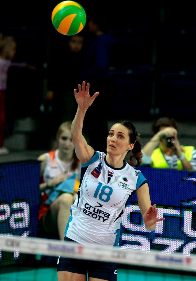 Maja Ognjenović w Polsce grała dla klubów z Wrocławia i Polic.