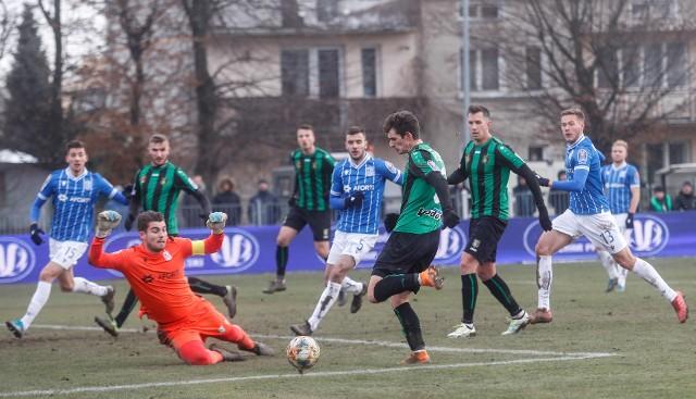 Mecz z Lechem był ostatnim, jaki Stal rozegrała podczas 2019 roku