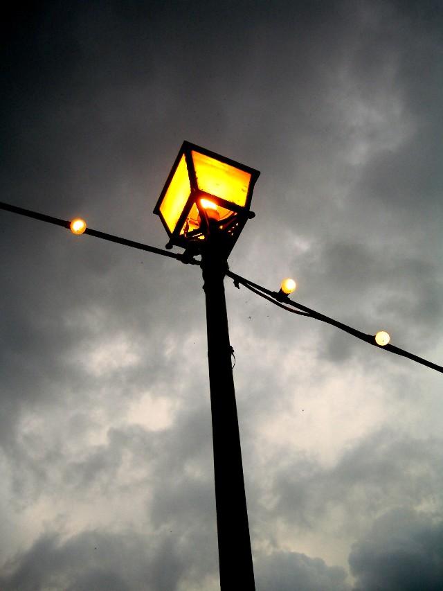 Lampa ulicznaMieszkańcy Fordonu narzekają m.in. na ciemności panujące w okolicy