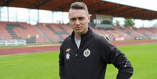 Jakub Bach już w nowych barwach