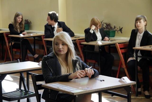 Matura 2014: Egzamin z chemii i historii sztuki