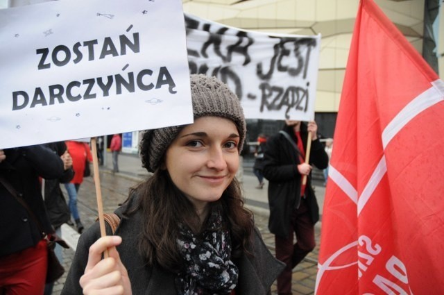Szlachetna Paczka - korowód przeszedł ulicami Poznania
