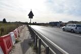 Od piątku 23 października zmiany w ruchu w rejonie budowanej drogi ekspresowej S5 między Białymi Błotami, a Szubinem