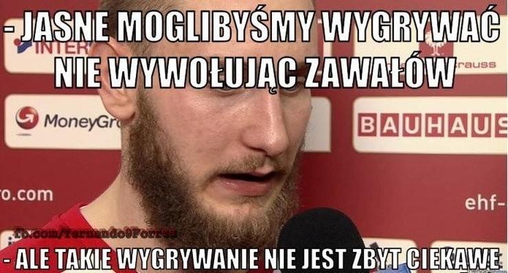 Memy po meczu Polska - Macedonia [ZDJĘCIA]