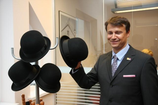 Wiceprezes Alior Banku Cezary Smorszczewski