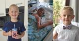 Jaś Dudarski ze Świebodzina ma 7 lat i walczy z guzem pnia mózgu. Chłopca może uratować leczenie w Szwajcarii. Trwa zbiorka pieniędzy