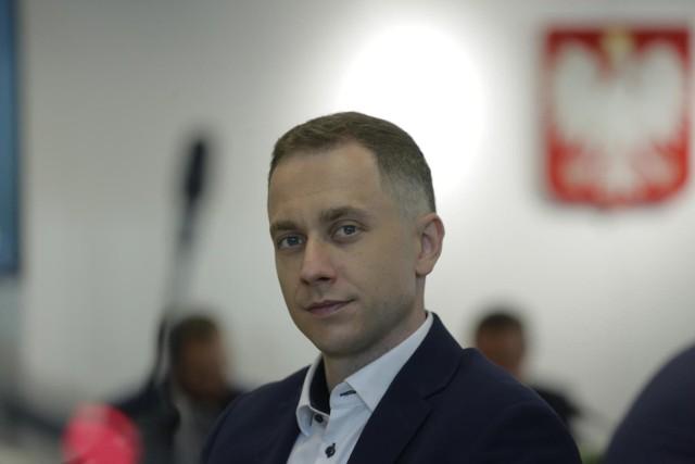Cezary Tomczyk w zarządzie krajowym PO.